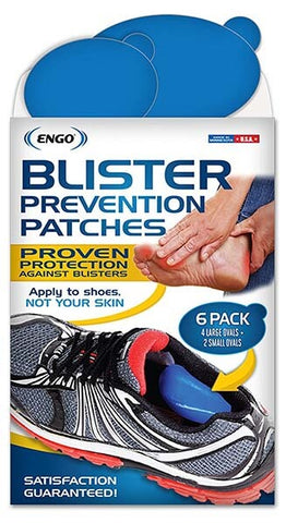 Blister Prevention Patches by Engo