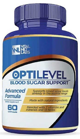Blood Sugar Support Supplement For Blood Sugar Control by VitalNET Labs
