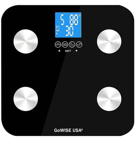 Body Fat Scale by GoWISE