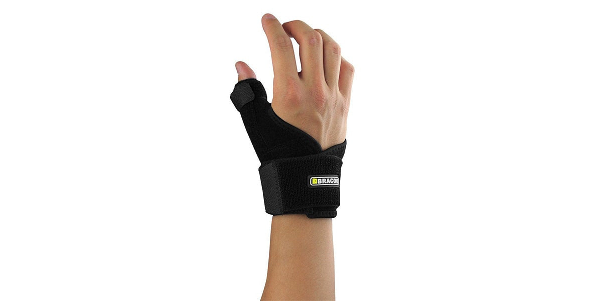 Bracoo Neoprene Reversible Thumb Support Stabilizer