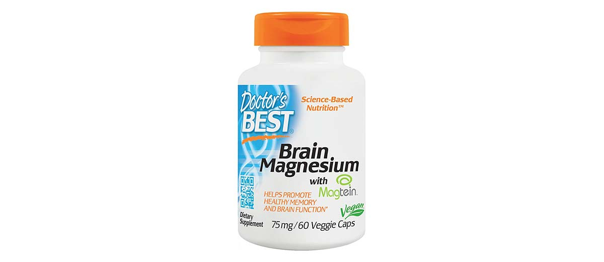 Brain Magnesium by Doctor's Best