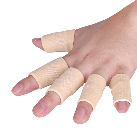 Breathable Finger Protector Sleeves by Luniquz