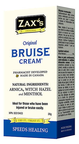 Bruise Cream by Zax's Original Bruise Cream