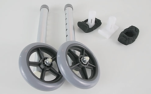 walker wheels, ski glides & felt covers