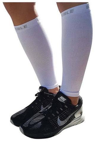 Calf Compression Sleeve by BeVisible Sports