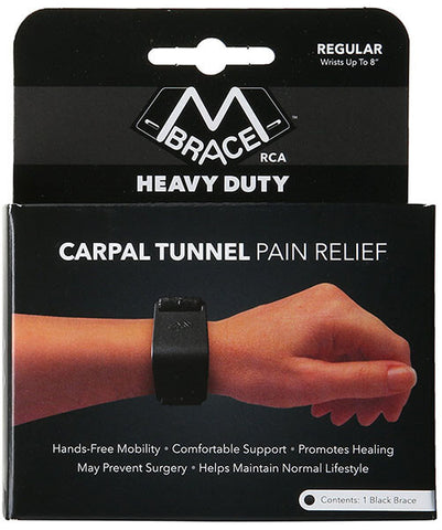 Carpal Tunnel Treatment Wrist Support by M Brace RCA