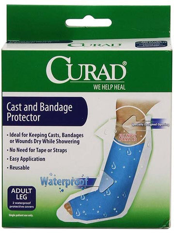 Cast Protector Adult Leg by Curad