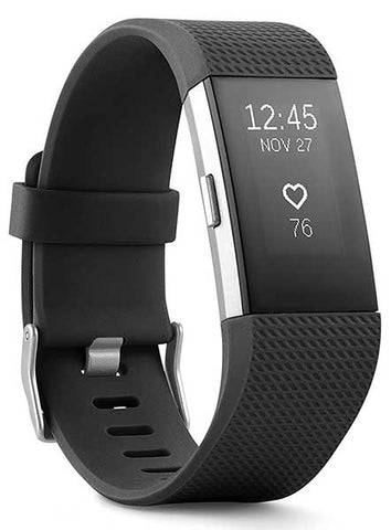 Charge 2 Heart Rate + Fitness Wristband by Fitbit
