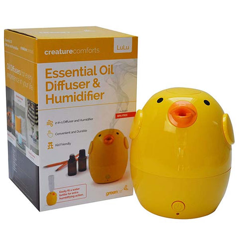 Children's Humidifier and Diffuser Duck by GreenAir