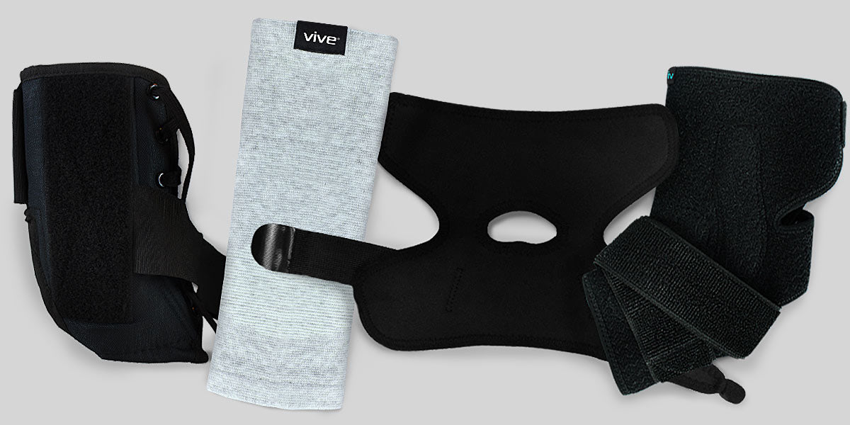 Choosing the Right Ankle Brace