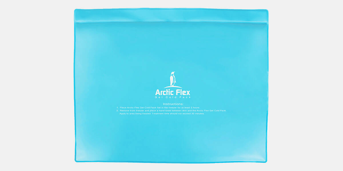 Cold Compress Therapy Wrap by Arctic Flex