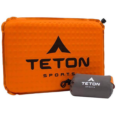 ComfortLite Self Inflating Seat Cushion by Teton Sports