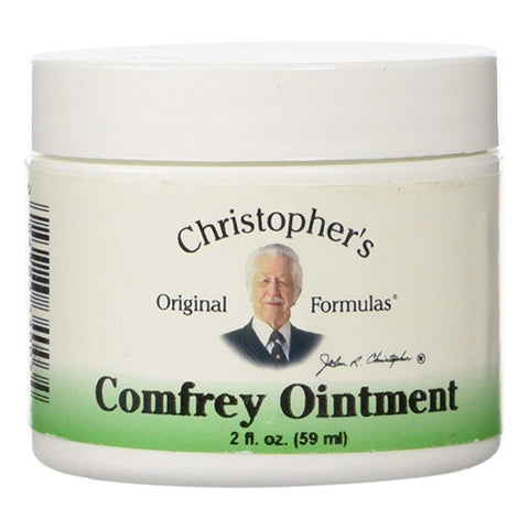 Comfrey Ointment by Dr. Christopher's