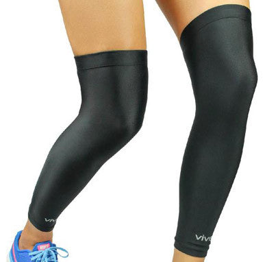 Compression Knee Sleeves by Vive