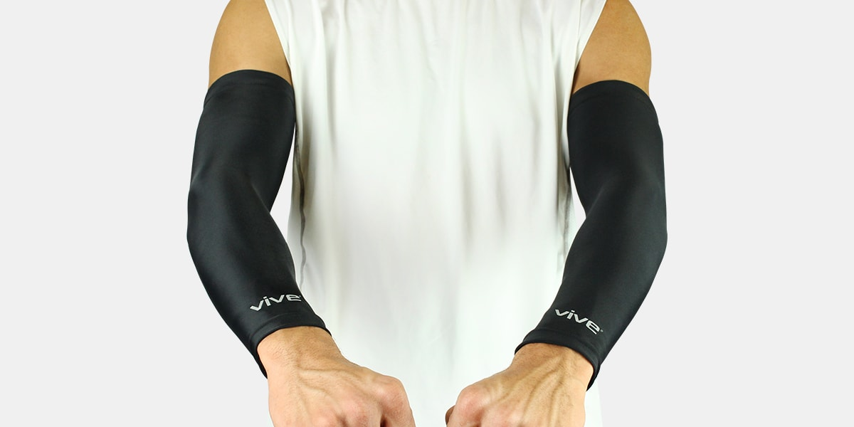 Compression Arm Sleeve by Vive