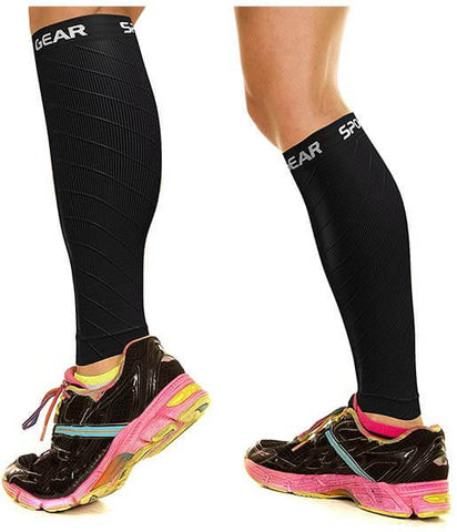 Compression Calf Sleeves by Physix Gear Sport