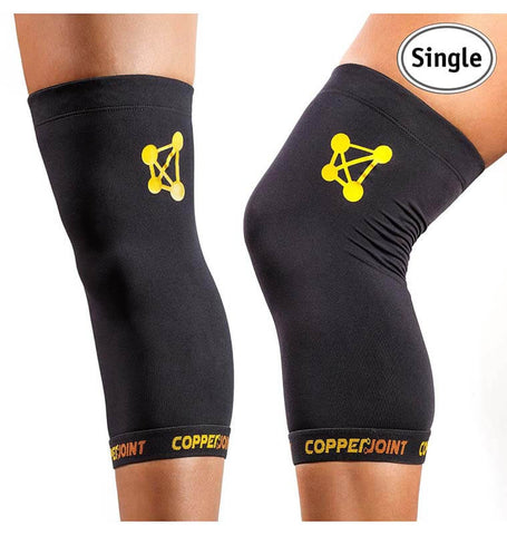 Compression Knee Sleeve by CopperJoint
