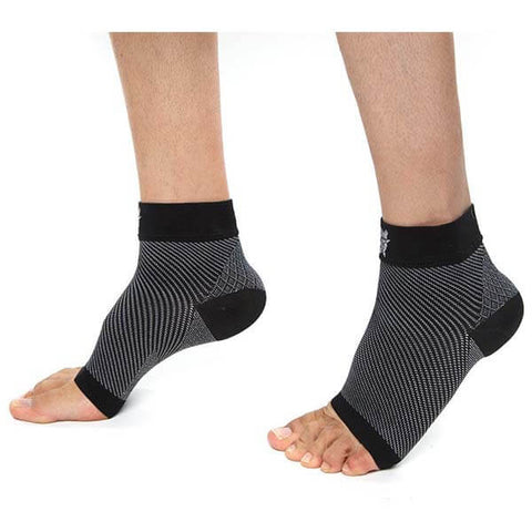 Compression Sleeves for Plantar Fasciitis and Flat Feet by Bitly