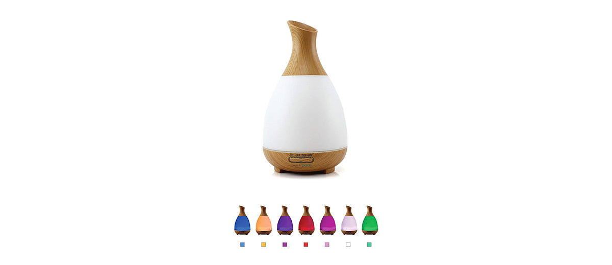 Cool Mist Humidifier by InvisiPure