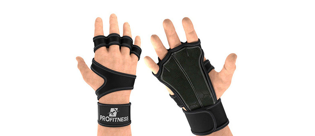 Cross Training Gloves by ProFitness
