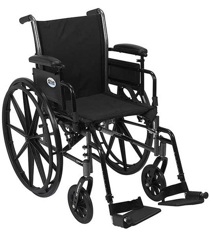 Cruiser III Light Weight Wheelchair by Drive Medical