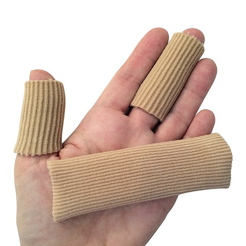 Cushioned Silicone Finger Sleeves by DenadaDance