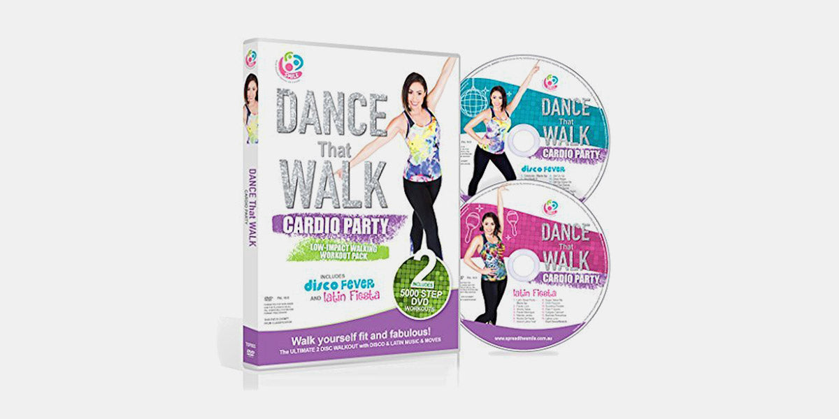 Dance That Walk: Cardio Party