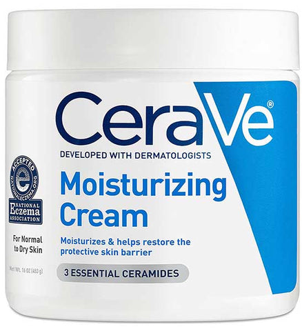 Daily Face and Body Moisturizer by CeraVe