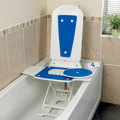 Deltis Reclining Bath Lift by Bathmaster