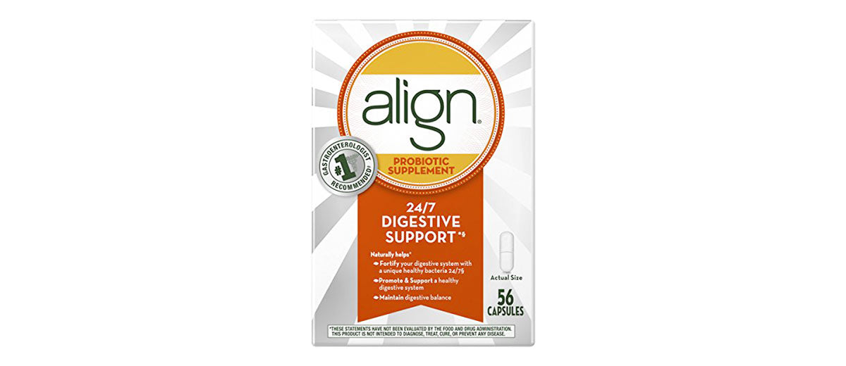 Digestive Probiotics by Align