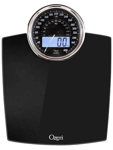 Digital Bathroom Scale by Ozeri