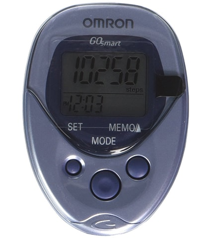 Digital Pocket Pedometer by Omron