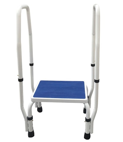 Double-Safe Deluxe Step Stool by Platinum Health LLC
