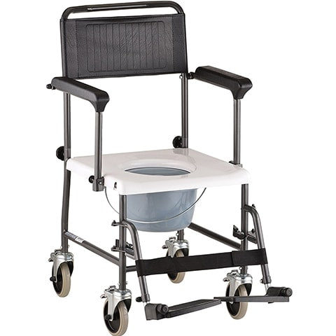 Drop-Arm Transport Chair by Nova Medical Products