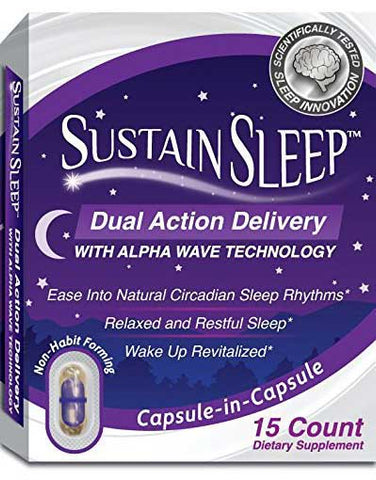 Dual Release Sleep Capsules by ProCharge
