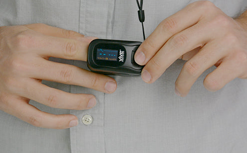 Easy to use Pulse Oximeter