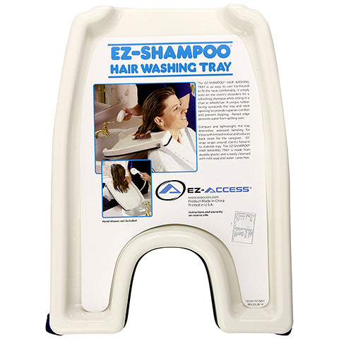 EZ-Shampoo Hair Washing Tray by Home Care