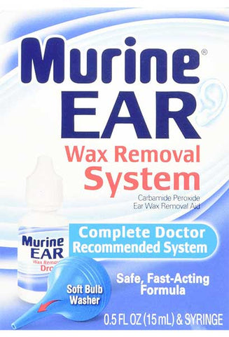Ear Wax Removal System by Murine