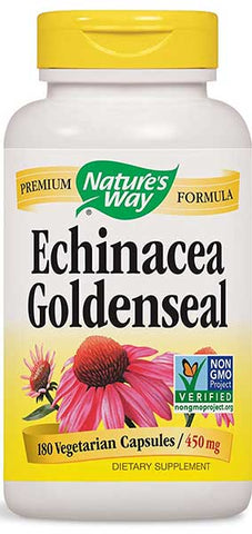 Echinacea and Goldenseal by Nature's Way