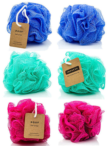 Eco-Friendly Shower Loofah by Impresa Products