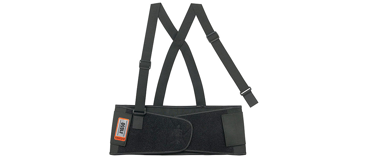 Elastic Back Support Belt by Ergodyne