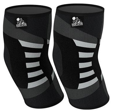 Elbow Compression Sleeves (Pair) by Nordic Lifting