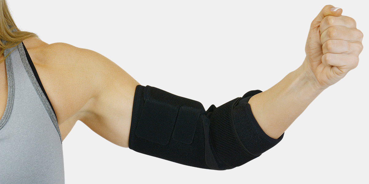 Adjustable Elbow Brace by Vive