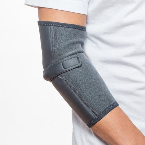 Elbow Compression Sleeve with Triceps Support by Flexxline