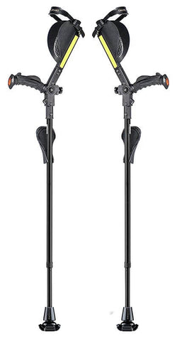 Ergobaum Prime Forearm Crutches by Ergoactives