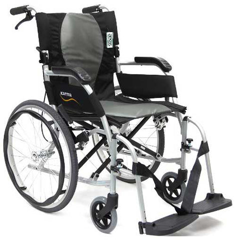 Ergonomic Ultra Lightweight Wheelchair by Karman Healthcare