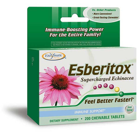 Esberitox Tablets by Enzymatic Therapy