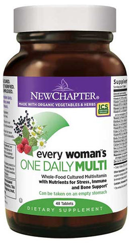 Every Woman's One Daily by New Chapter