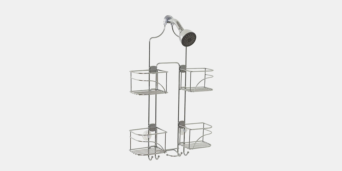 Showerhead Caddy by Zenna Home