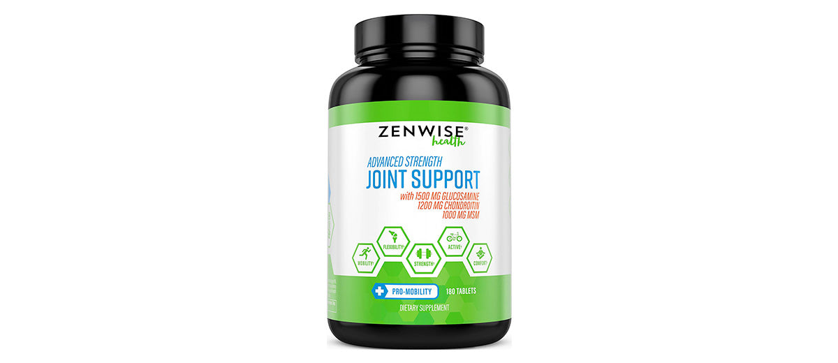 Extra Strength Joint Pain Relief by Zenwise Health
